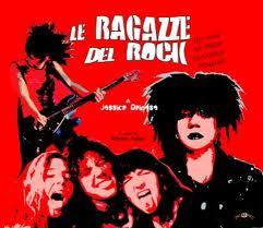 PRESENTAZIONE: 27 MAGGIO LE RAGAZZE DEL ROCK