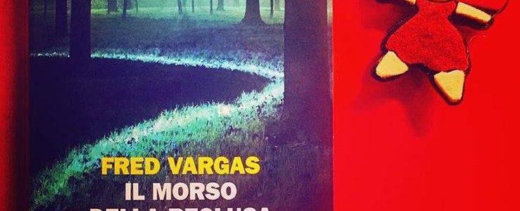 """#tubaconsiglia """"Il morso della reclusa"""", Fred Vargas"""