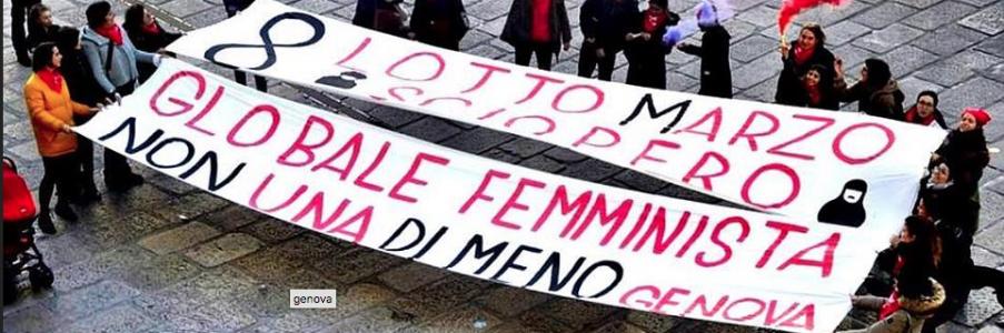 Sciopero femminista internazionale