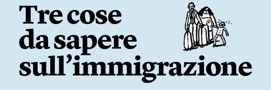 Gli immigrati minacciano la nostra identità?
