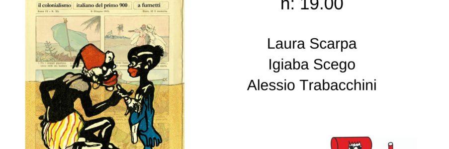 """Presentazione e dibattito a partire da """"Le Storie Nere del Corriere del Piccoli"""