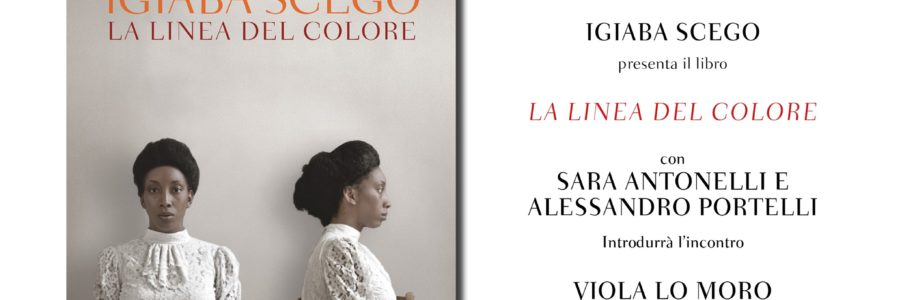Presentazione di La Linea del Colore di Igiaba Scego.